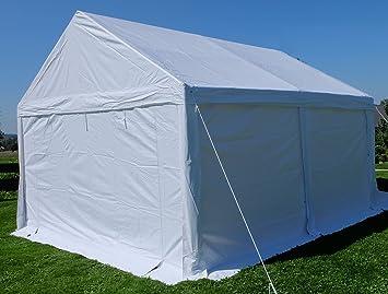profi zelt lagerzelt festzelt partyzelt pavillon garagenzelt carport weidezelt 3x4m komplett mit. Black Bedroom Furniture Sets. Home Design Ideas