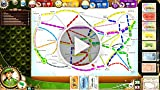 CGR Undertow - TICKET TO RIDE Review for PC