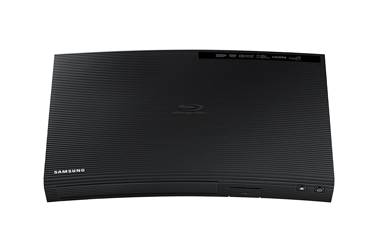 Samsung BD-J5100 Curved Blu-ray Player (2015 Model)