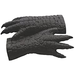 Rubies Costume Mens Godzilla Deluxe Latex Hands