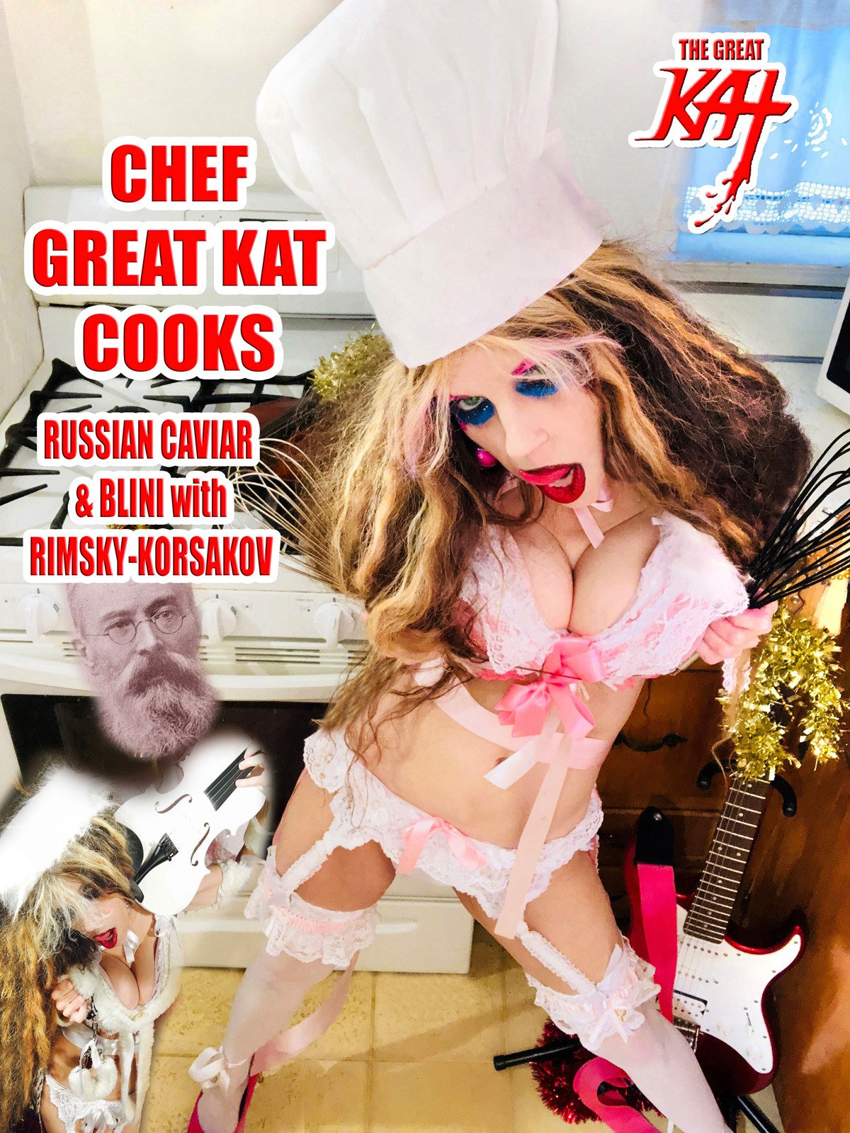 The Great Kat on Amazon Prime Instant Video UK