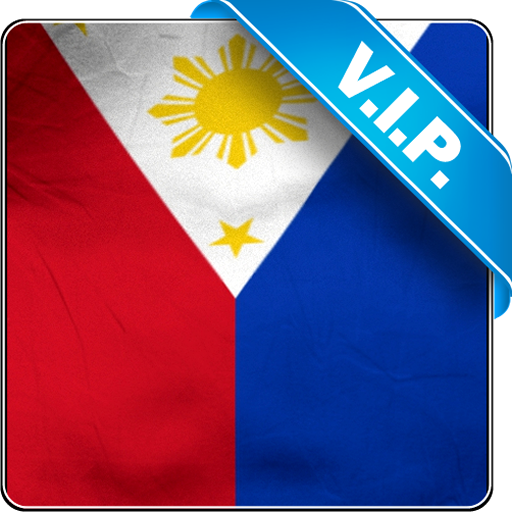 Philippines Flag Live Wallpaper