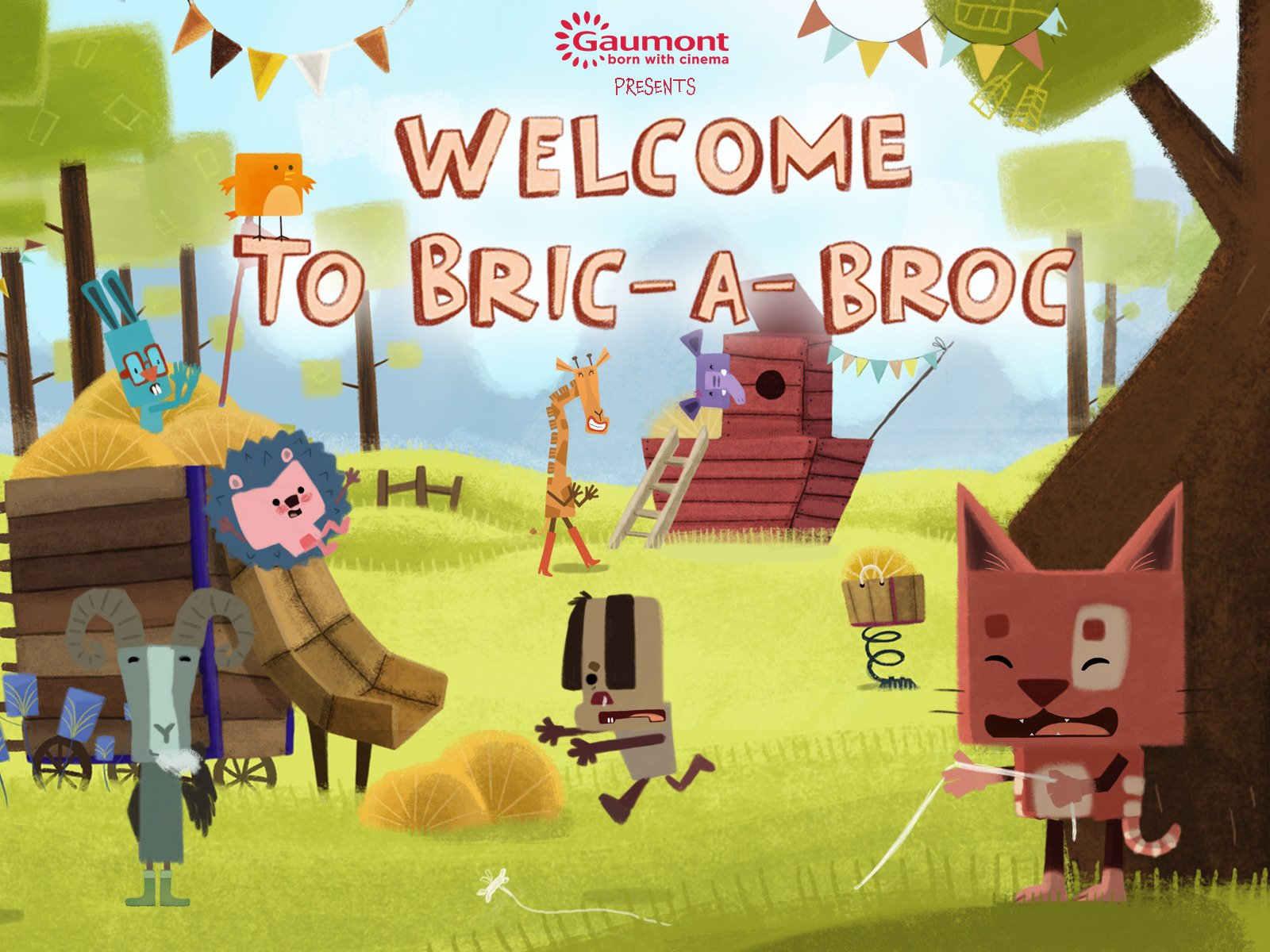 Welcome to Bric-a-Broc on Amazon Prime Video UK