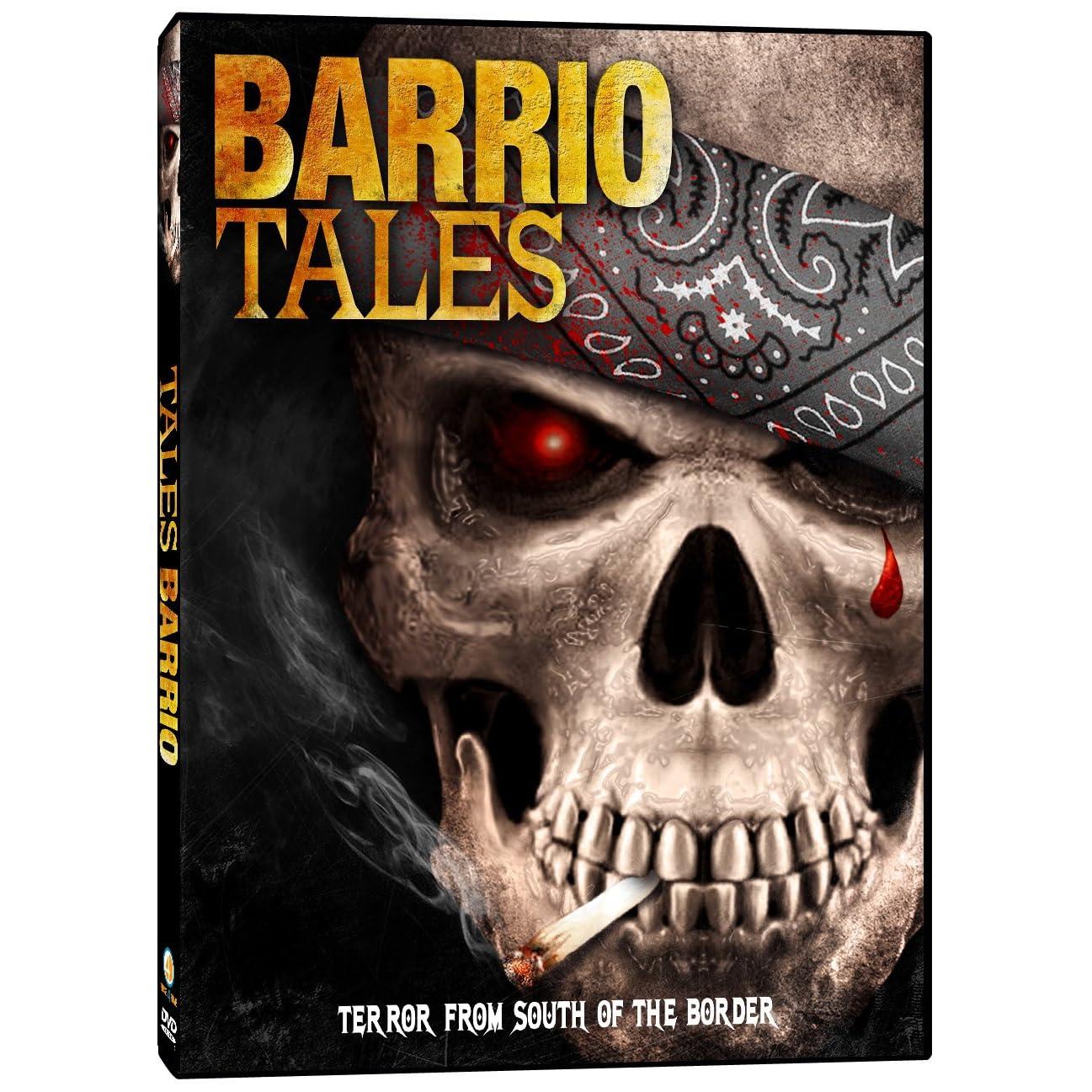 Barrio Tales 2012 NTSC MULTi [DVD-R] [MULTI]