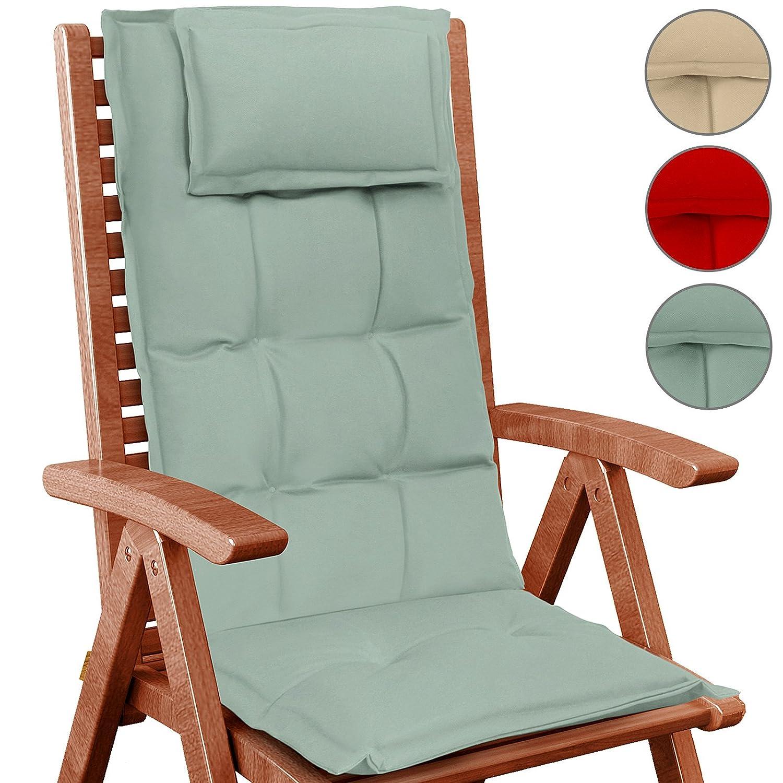 Gartenmöbelsitzauflage Sitzauflage Gartenmöbel Gartenmöbelsitzkissen in verschiedenen Farben und Sets
