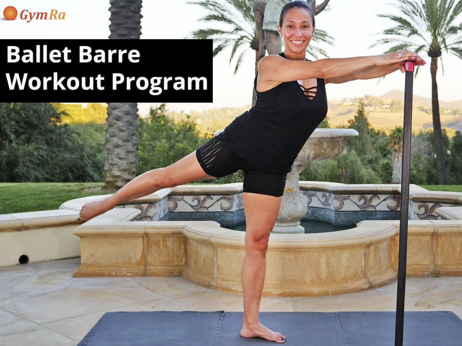 Ballet Barre Workout Program - Season 1