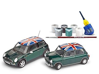Revell - 05795 - Maquette - Coffret Cadeau Mini Cooper