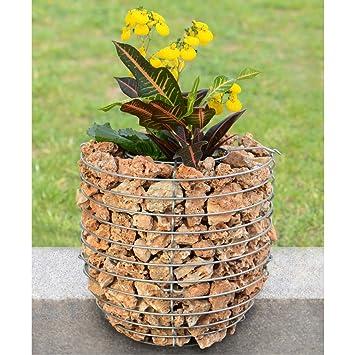 gabionen gabion pott steingabionen steinkorb design gabionen. Black Bedroom Furniture Sets. Home Design Ideas