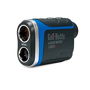 GGolfBuddy LR5S Golf Laser Rangefinder with Slope