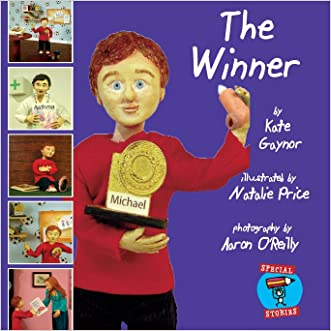 The Winner - This book has been designed to help explain Asthma and its effects to young children