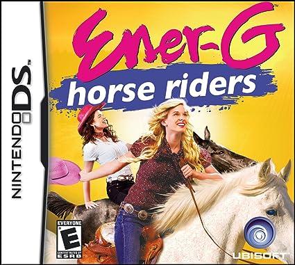 Ener-G Horse Riders