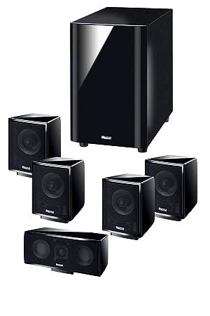 Magnat Interior 5000 X 1 Système de haut-parleurs 5.1 Noir brillant