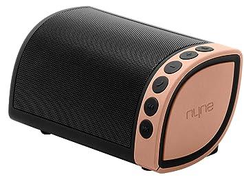 Nyne Cruiser Enceinte Bluetooth Noir/Rose