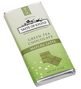 Matcha Latte Green Tea Chocolate
