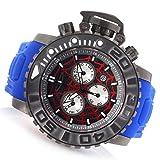 Invicta Marvel's Spiderman 58mm Sea Hunter Lim.Ed. Swiss Quartz Chronograph Silicone Strap Watch