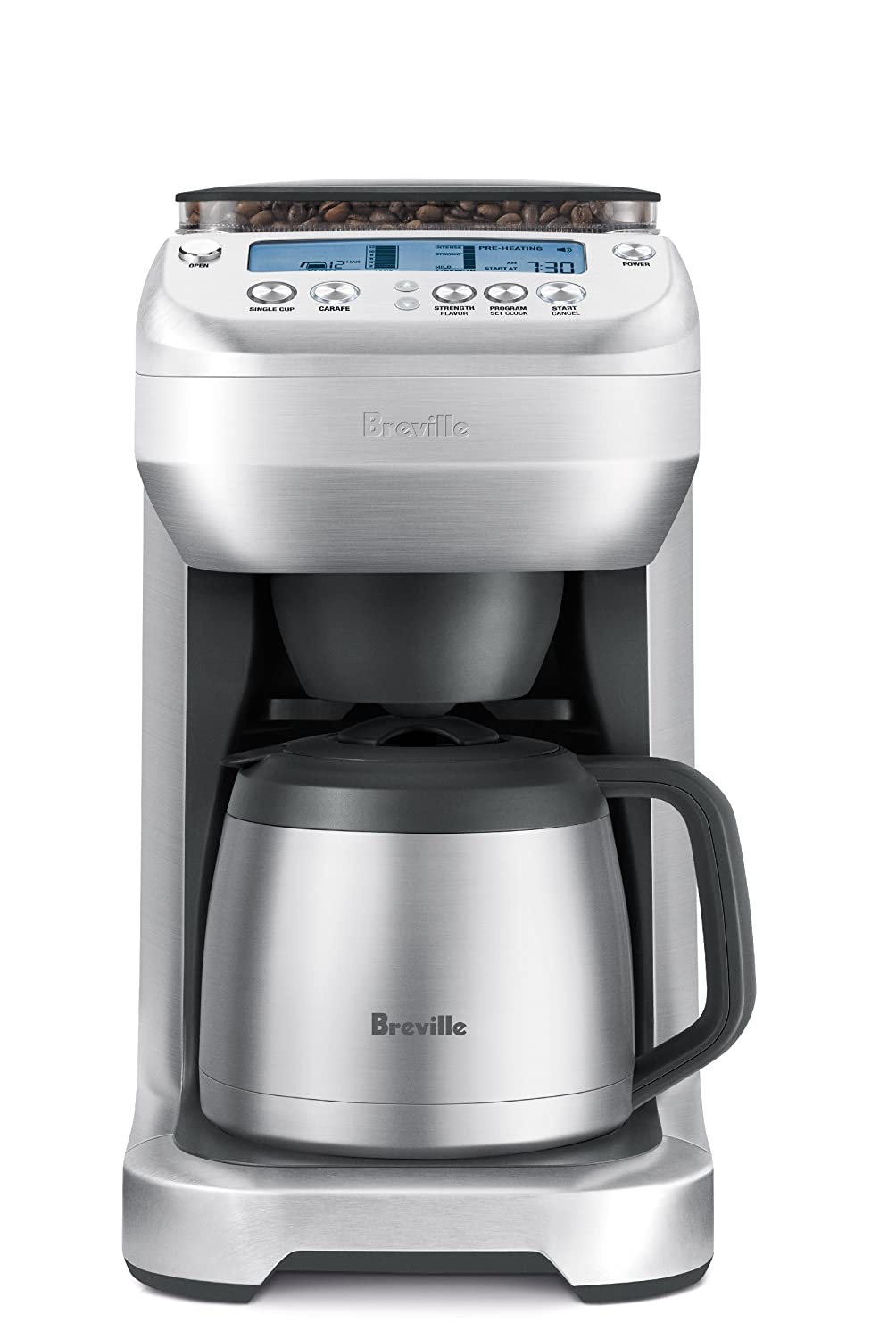 what is the best grind and brew coffee maker