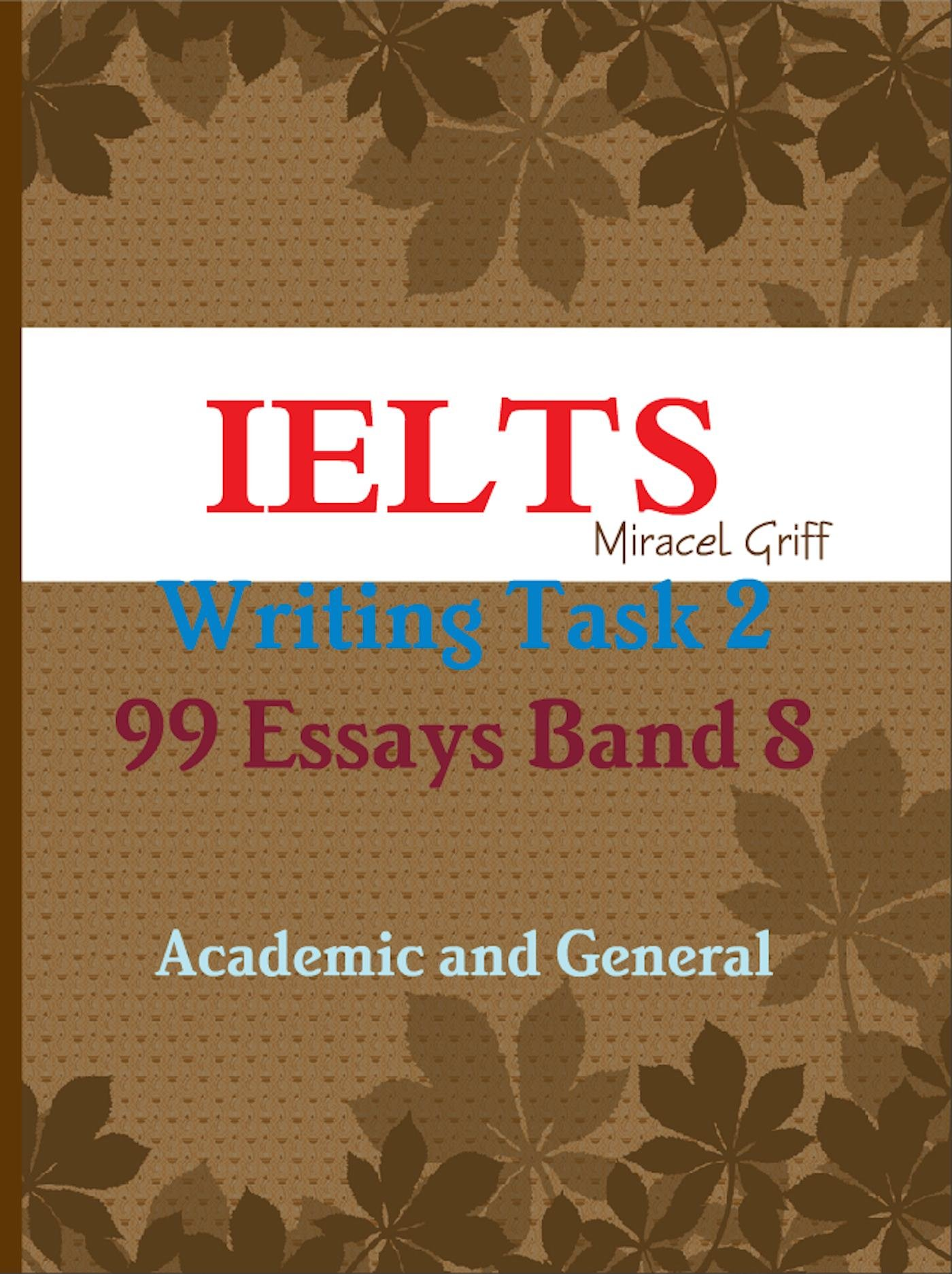 Ielts Academic Essays