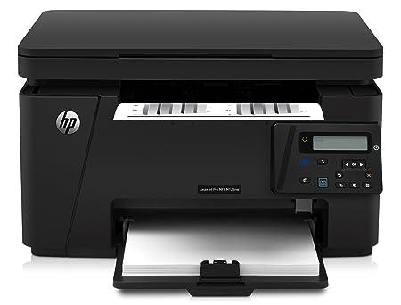 HP LaserJet Pro MFP M125nw Imprimante Multifonction Laser 20 ppm Wi-Fi Noir