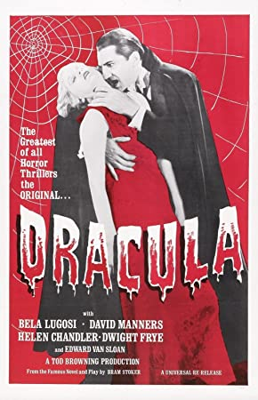 "Dracula (1931) Movie Poster 24""x36"""