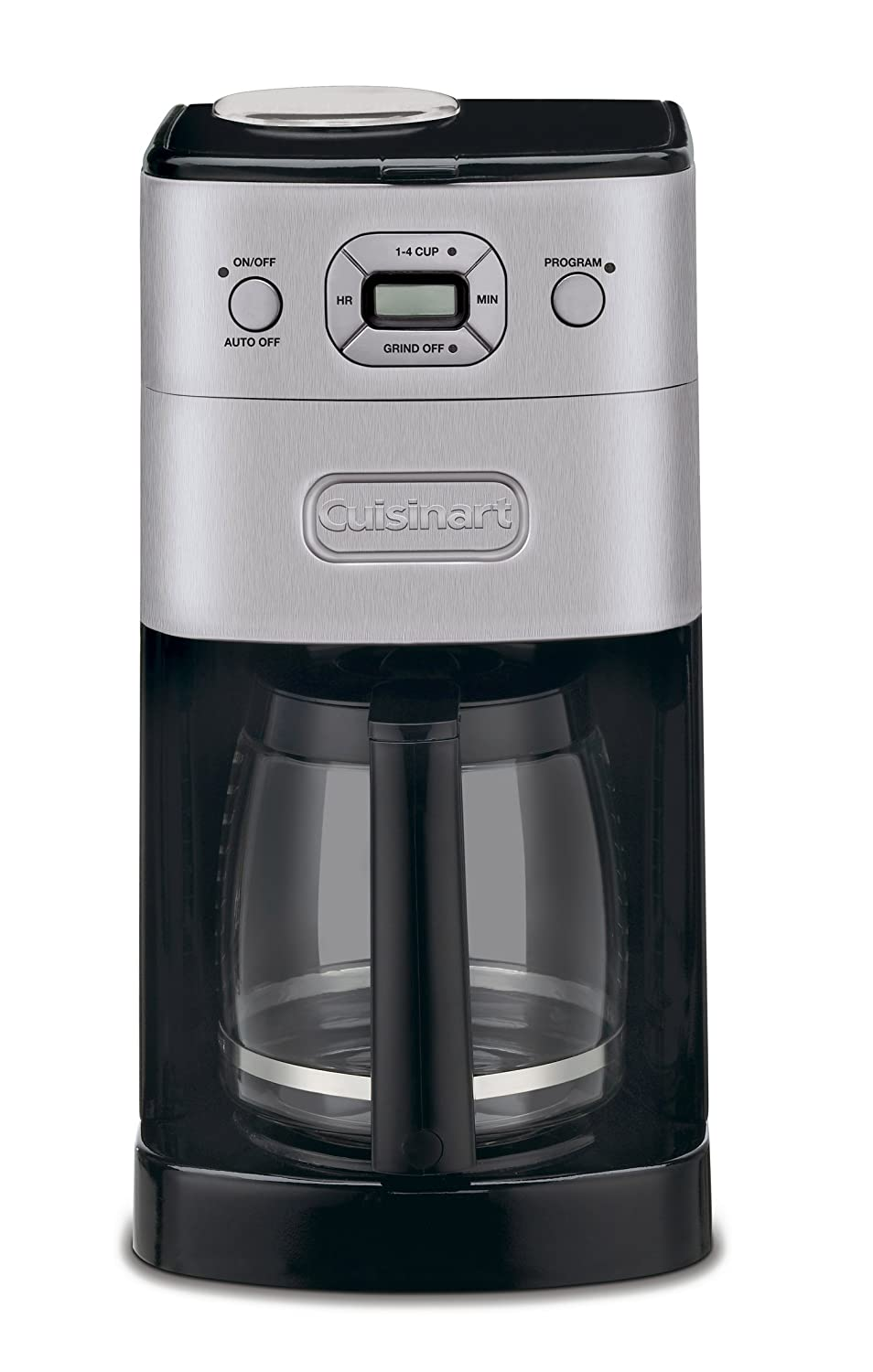 CuisinArt DGB-625BC: The 12 Cup Coffee Maker Meant for Absolute Ease