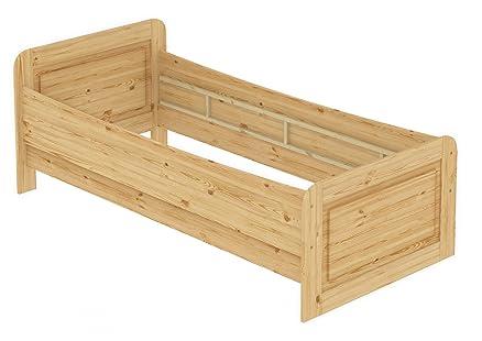 60.42-12 oR letto in legno massiccio 120x200 cm