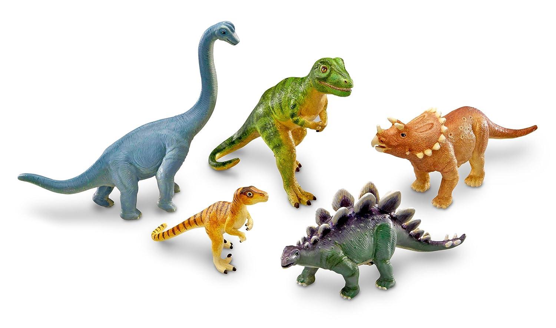 Jumbo Dinosaur Figures Set
