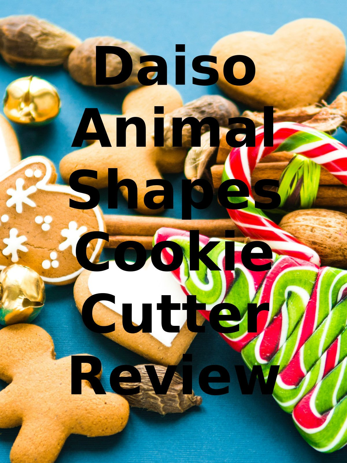 Review: Daiso Animal Shapes Cookie Cutter Review
