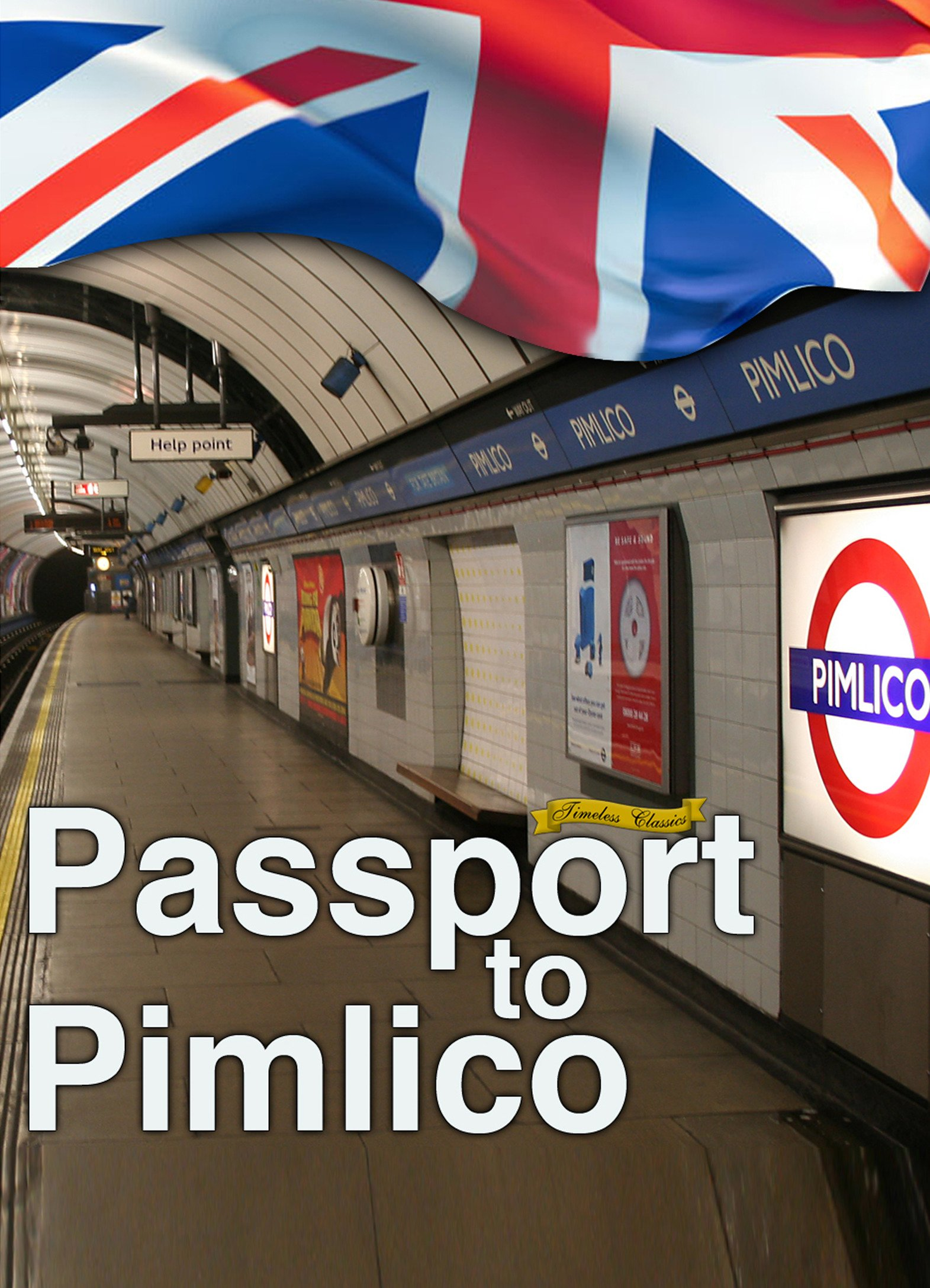 Passport to Pimlico (1949) on Amazon Prime Instant Video UK