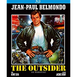 The Outsider aka Le Marginal [Blu-ray]