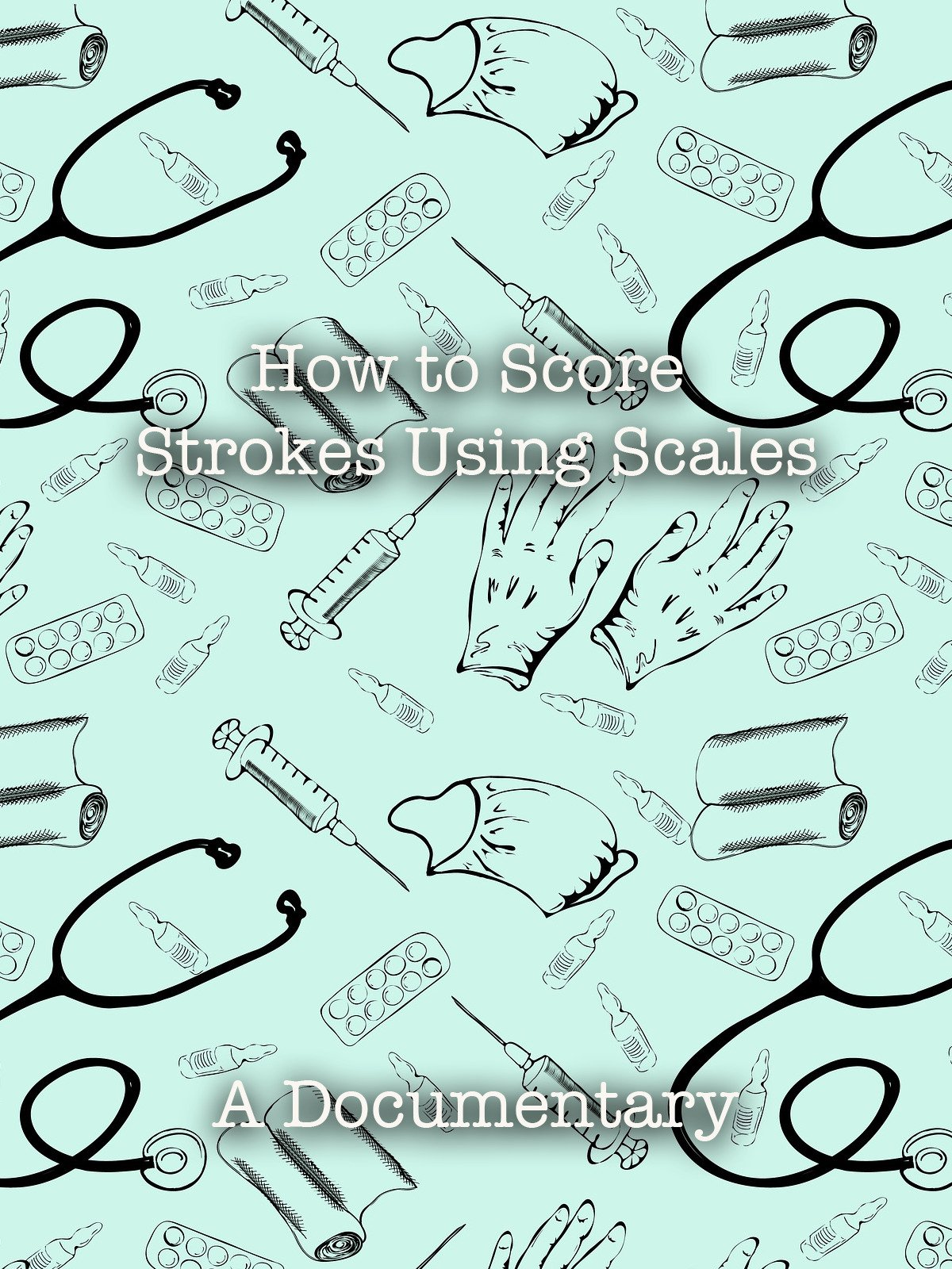 How to Score Strokes Using Scales A Documentary on Amazon Prime Instant Video UK