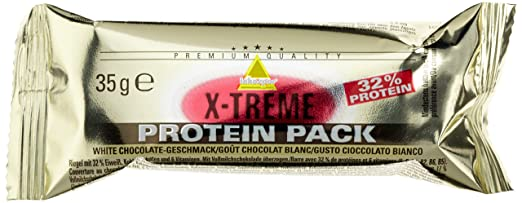 Inko X-Treme Protein Pack  White Chocolate, 48 x 35 g, 1er Pack (1 x 1.68 kg Packung)
