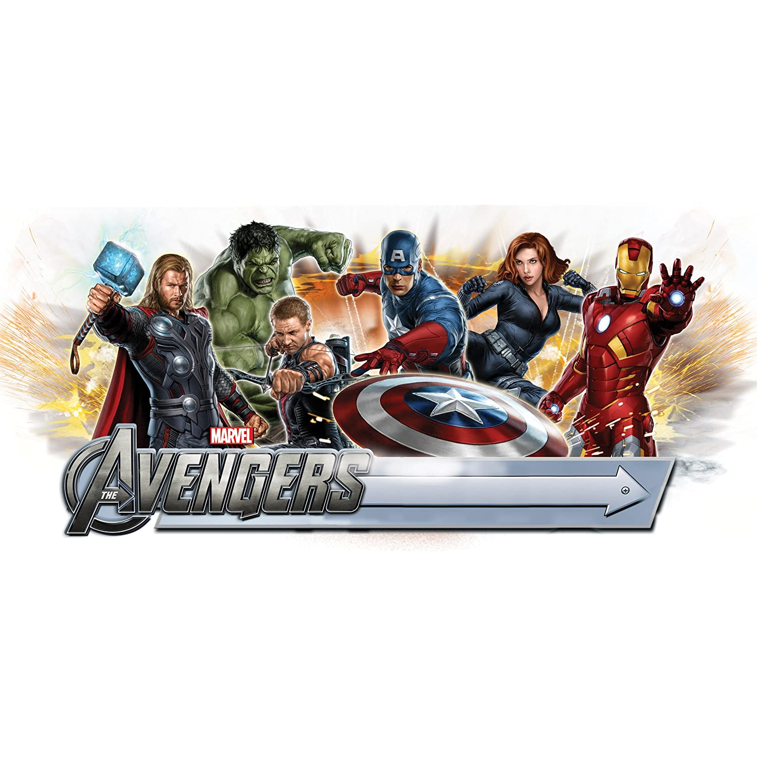 Twin toys for toddlers for Avengers wall mural amazon
