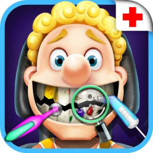 Little Dentist2 - casual game by 6677g ltd