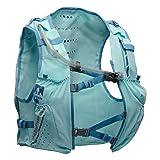 Nathan NS4538 Vaporhowe Hydaration Pack Running Vest with 1.8L Bladder, Blue Radiance, XX-Small (Color: Blue Radiance, Tamaño: XX-Small)