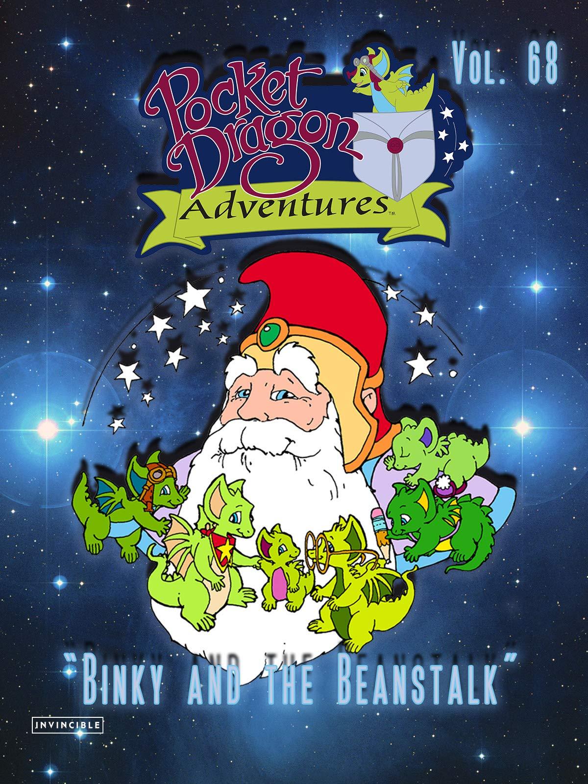 Pocket Dragon Adventures Vol. 68Binky and the Beanstalk