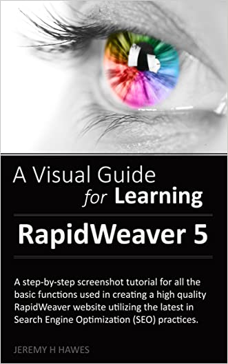 The Visual Guide for Learning RapidWeaver 5