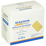 McKesson 16-4816 Medi-Pak Adhesive Strip, Performance Fabric, 2