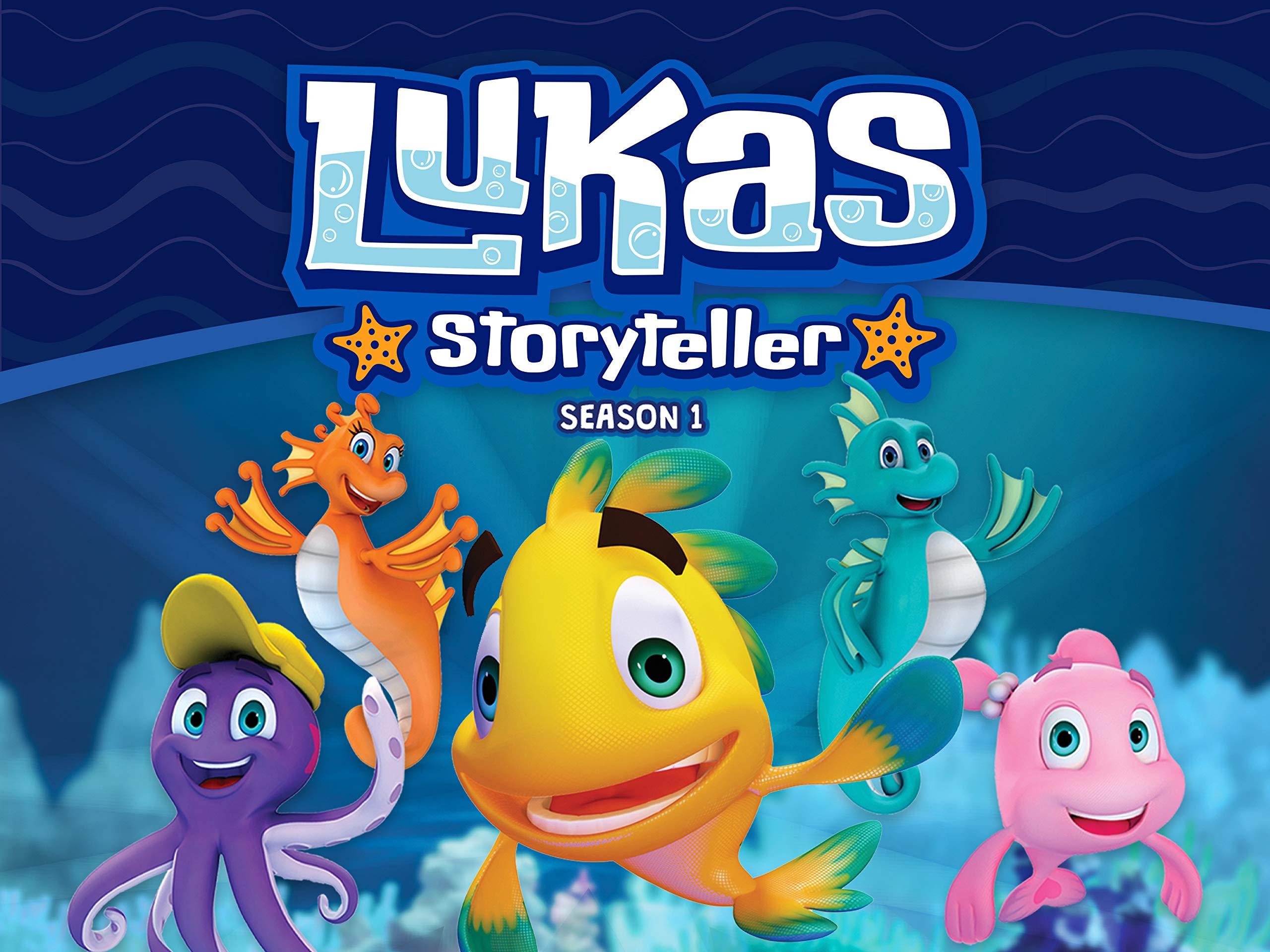 Lukas Storyteller Series - Season 1