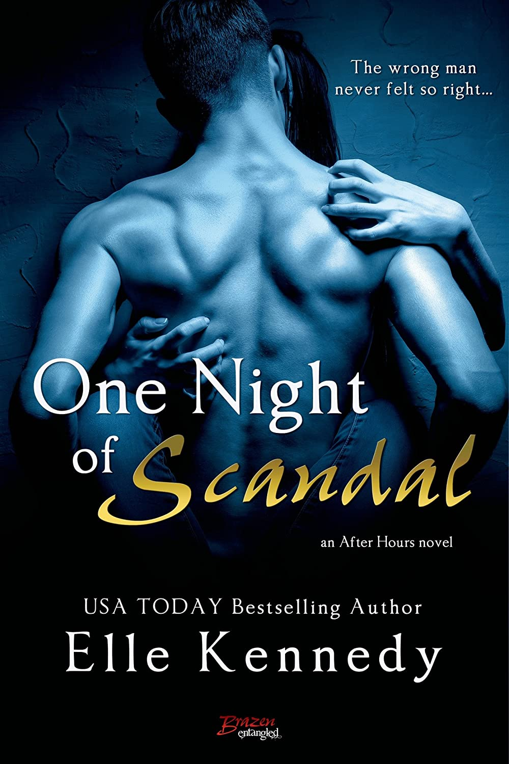 One Night of Scandal – Elle Kennedy – 4 stars