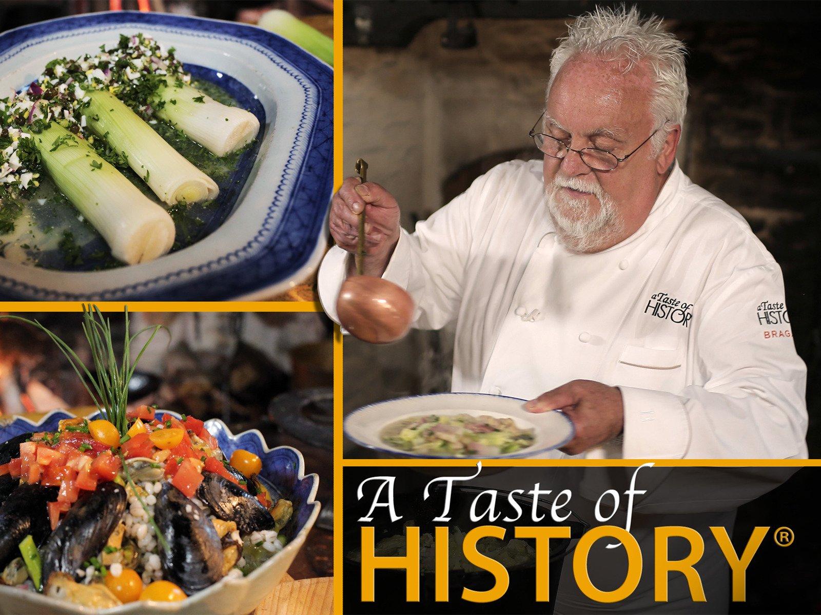A Taste of History - Season 7