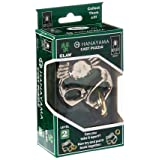 CLAW Hanayama Cast Metal Brain Teaser Puzzle (Level 2) (Tamaño: One Size)