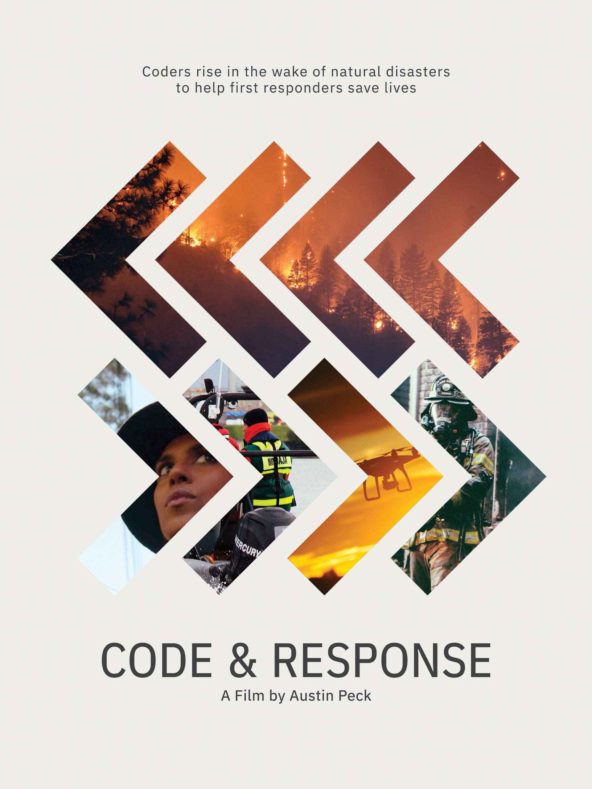 Code & Response on Amazon Prime Instant Video UK