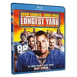 The Longest Yard (2005) [Blu-ray]