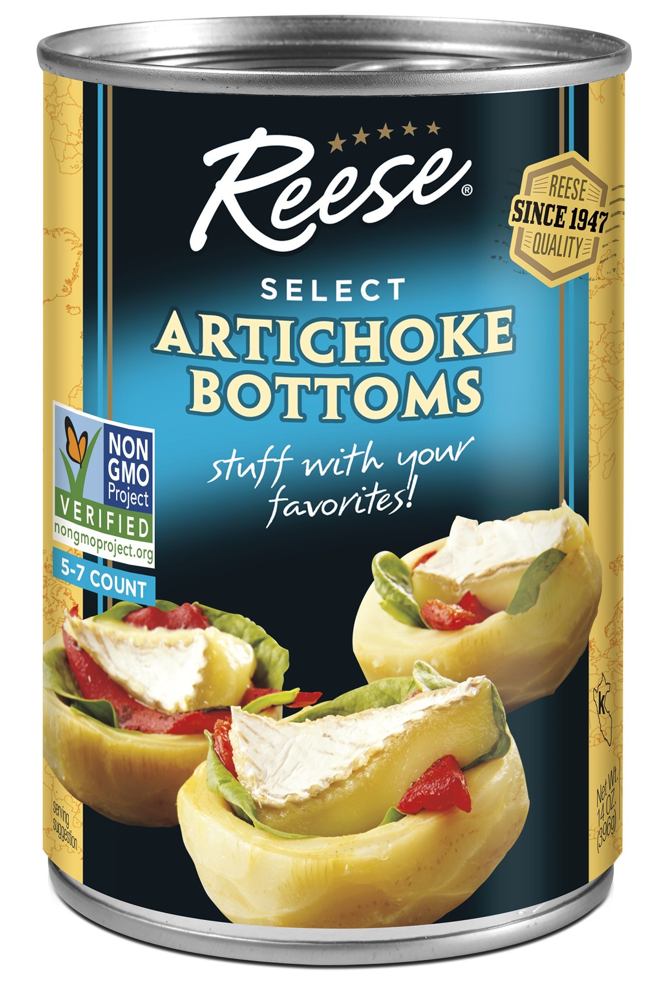 Reese Artichoke Bottoms, 14-Ounce Cans