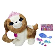 FurReal Friends Pets with Style Groom n Style Princess Pup Pet