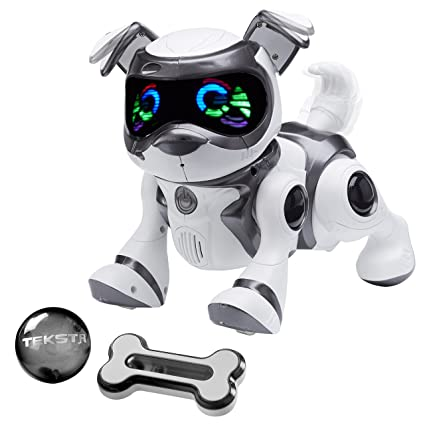 Teksta Robotics – Puppy 5G – Chiot Robot – Animal Interactif Version Anglaise