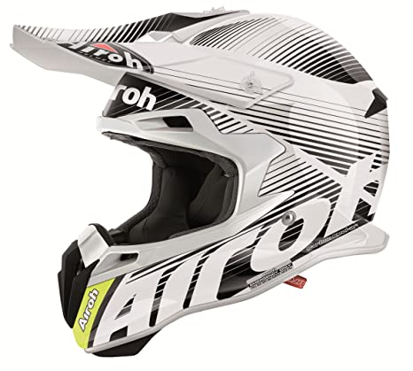 Airoh T2LE38XS Casque, Decal, Taille : 53-54 cm