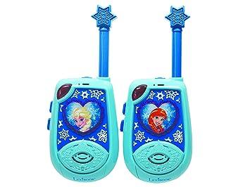 Lexibook - TW25FZ-Talkie-walkie 3D Reine des Neiges