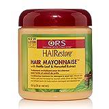 Organic Root Stimulator Hair Mayonnaise Treatment, 16 oz (Pack of 7) (Tamaño: Pack of 7)