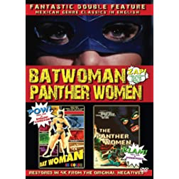 Batwoman & The Panther Women: Double Feature (4K Restoration)